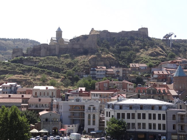 13. Tbilisi vechi