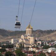 14. Tbilisi Georgia
