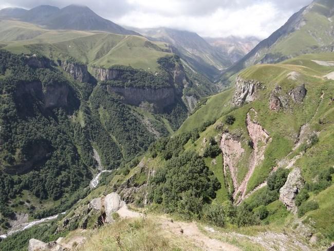 15. Caucazul Mare