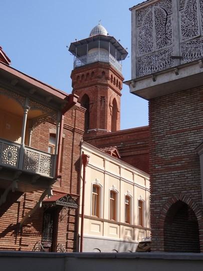 17. Moschee Tbilisi