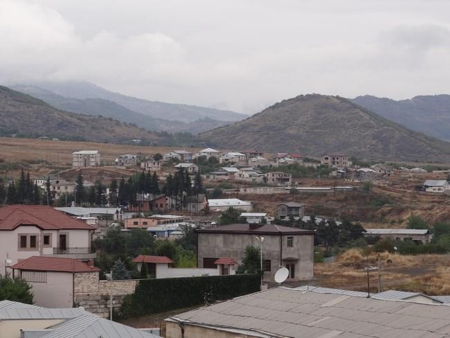 18. Panorama Stepanakert