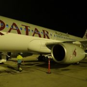 18. Qatar Airways A320