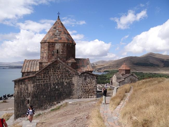 18. Sevanavank, Armenia