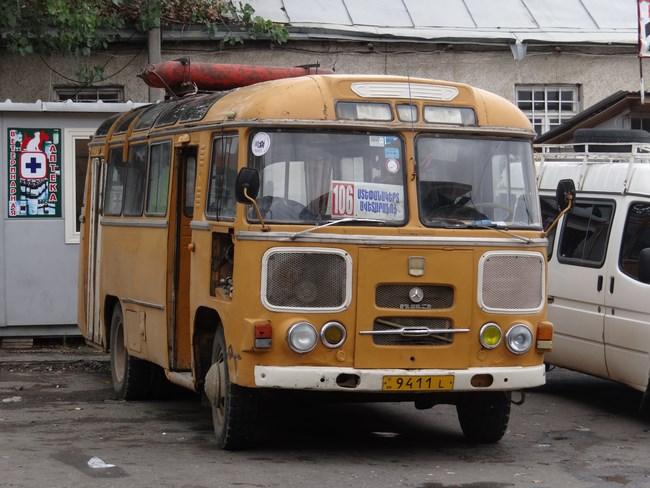 19. Autobuz Karabakh