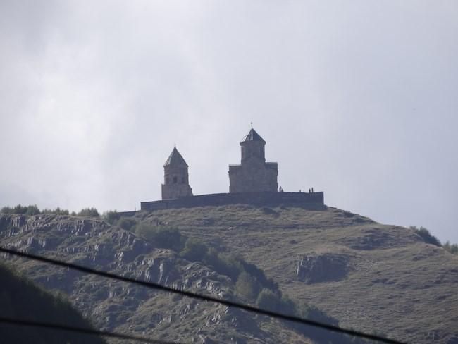 22. Gergeti church
