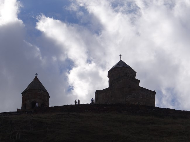 25. Gergeti Trinity Church