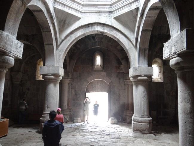 26. Goshavank interior