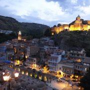 27. Apus De Soare In Tbilisi