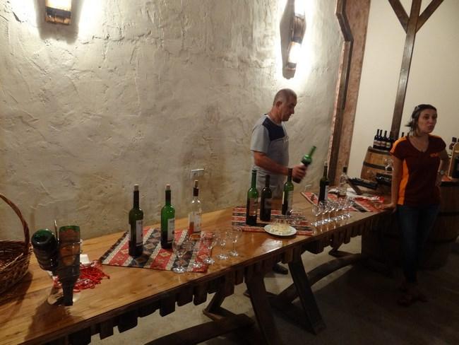 32. Degustare vin - Armenia