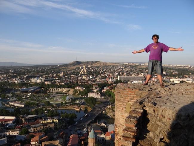 32. Narkala Tbilisi