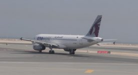 36. Qatar Airways Doha Airport