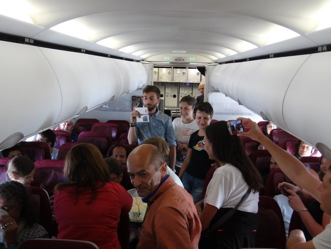 43. Qatar Airways - economy