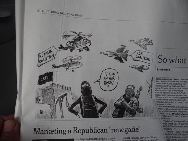 45. Caricatura ISIS