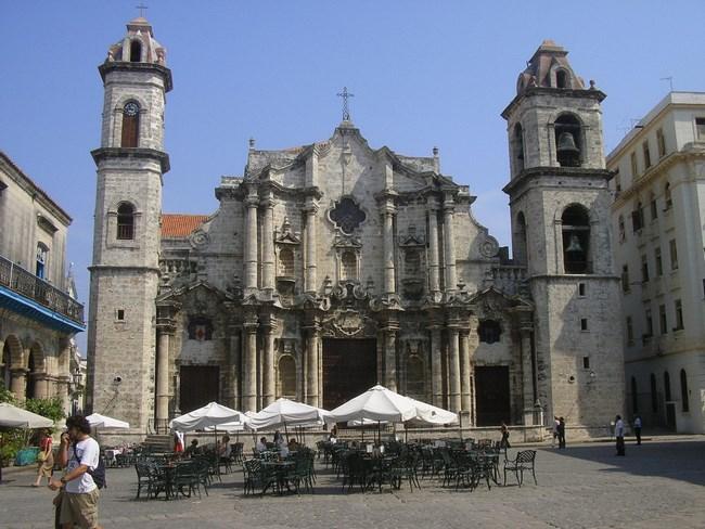 01. Catedrala Havana