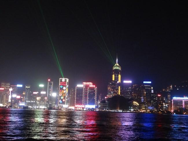 01. Hong Kong by night