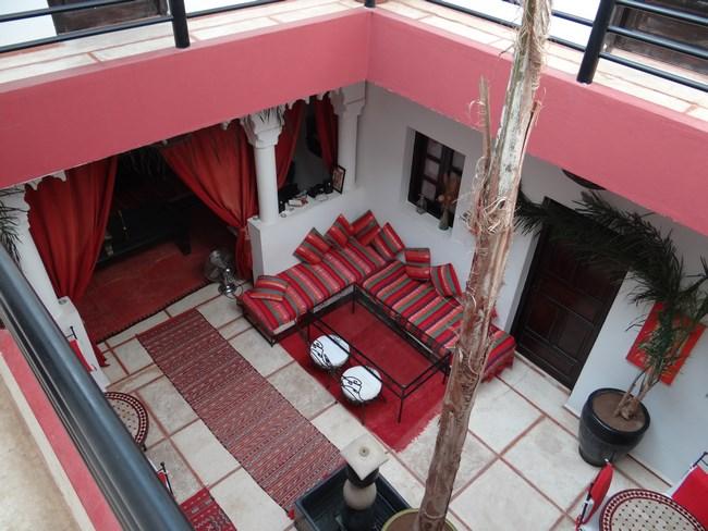 01. Riad - Marrakech