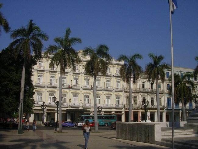 02. Hotel in Havana