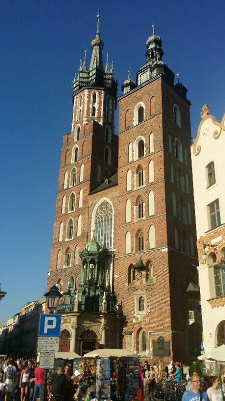 03. Biserica catolica Cracovia