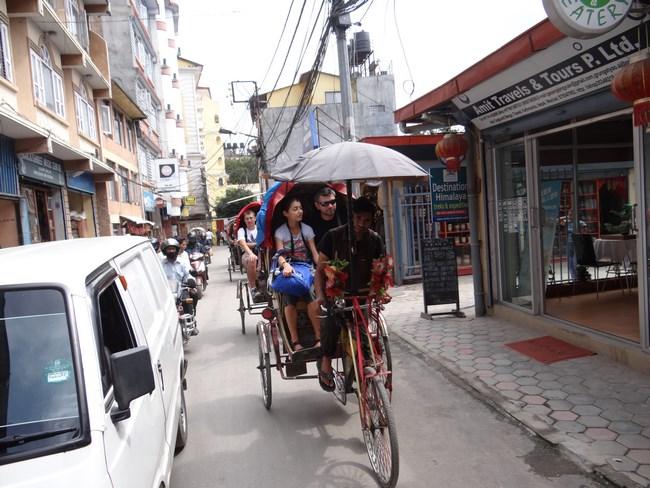 03. Strazile din Kathmandu