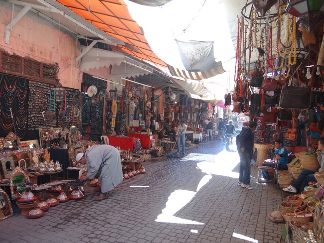 04. Bazar Marrakech