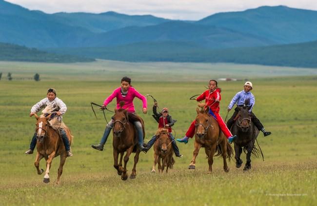 06. Calareti mongoli