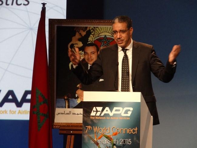 06. Ministru Transporturilor - Maroc