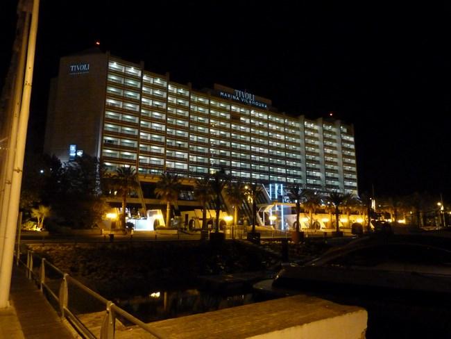 07. Vilamoura by night
