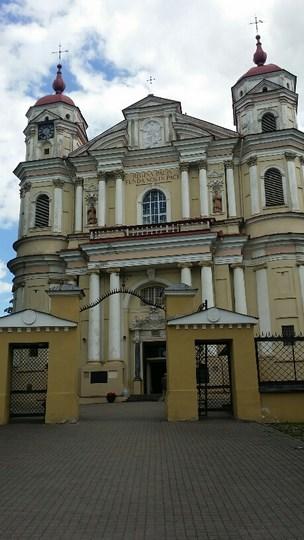 08. Biserica Sf. Petru si Pavel - Vilnius