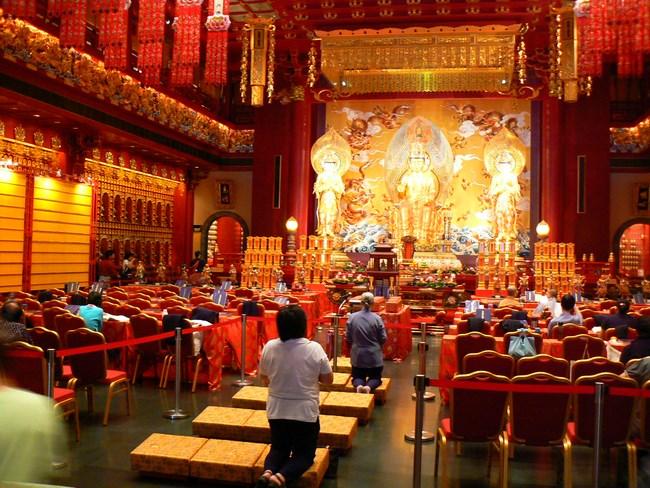 10. Templu budist - Singapore