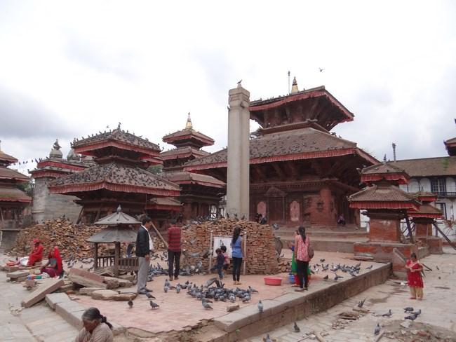 11. Durbar Square - Kathmandu