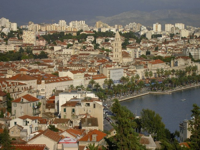 12. Split, Croatia
