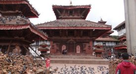 12. Templu Kathmandu