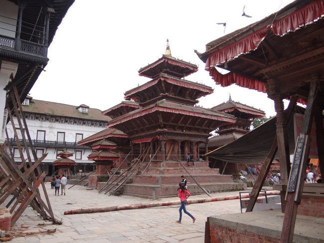 14. Templu Nepal