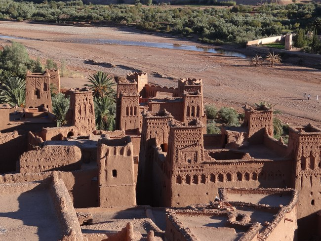 16. Panorama Ait Benhaddou