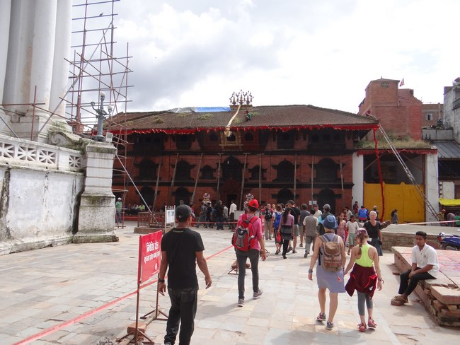19. Palatul lui Kumari