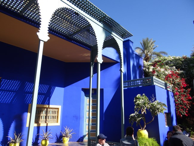 22. Yves Saint Laurent - Marrakech