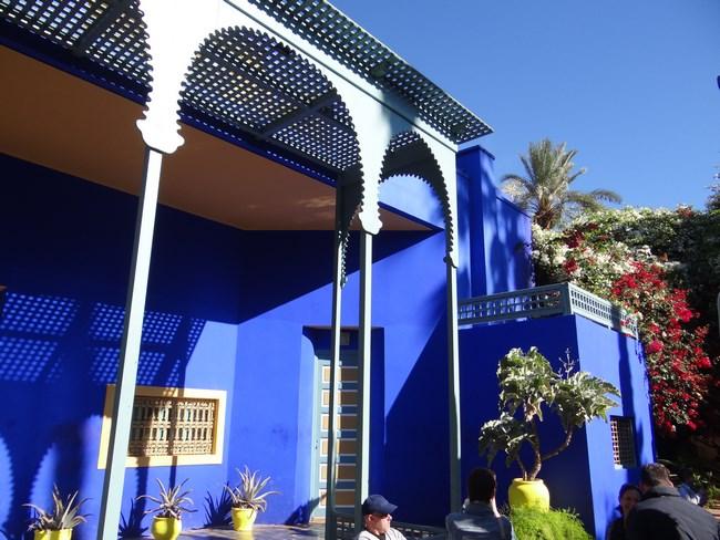 22. Yves Saint Laurent - Marrakech