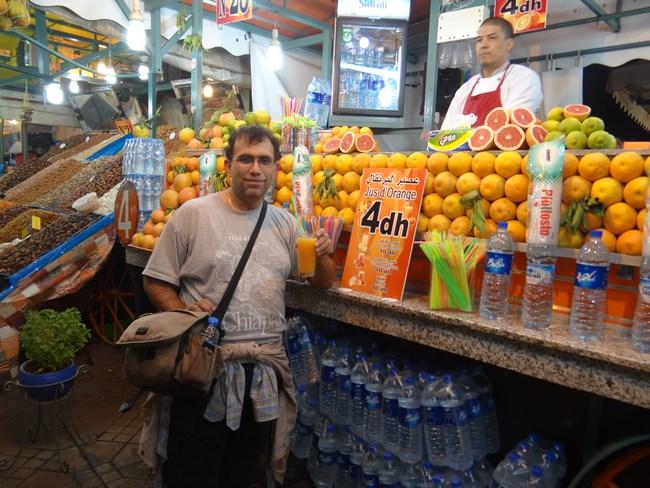 23. Suc portocale - Maroc