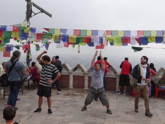 25. Sportivi nepalezi