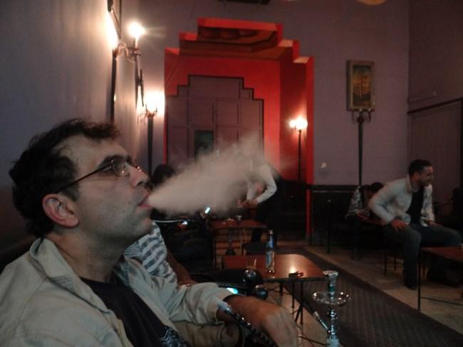 26. Shisha in Maroc