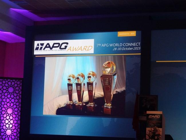 32. APG Awards