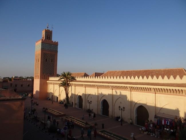33. Moschee Marrakech