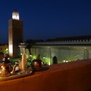 34. Marrakech By Night