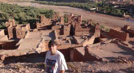 35. Ait Benhaddou Ouarzazate Maroc