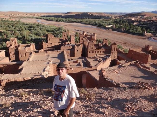 35. Ait Benhaddou, Ouarzazate, Maroc