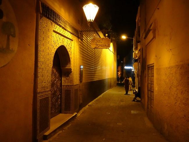 35. Medina Marrakech - par nuit