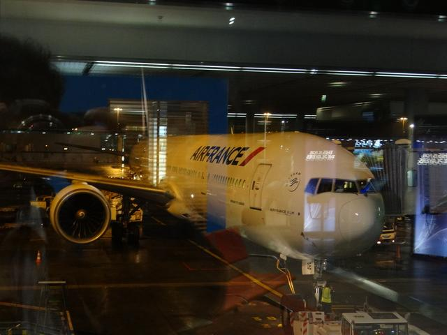 01. Air France Paris - Santiago de Chile