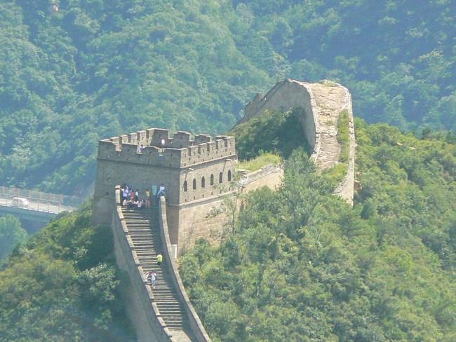 02. Marele Zid Chinezesc