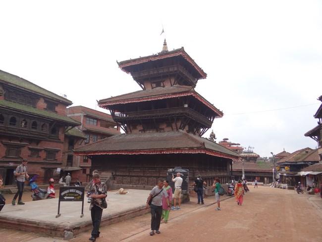 05. Piata din Bhaktapur
