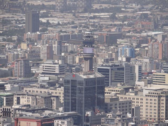 09. Panorama Santiago de Chile